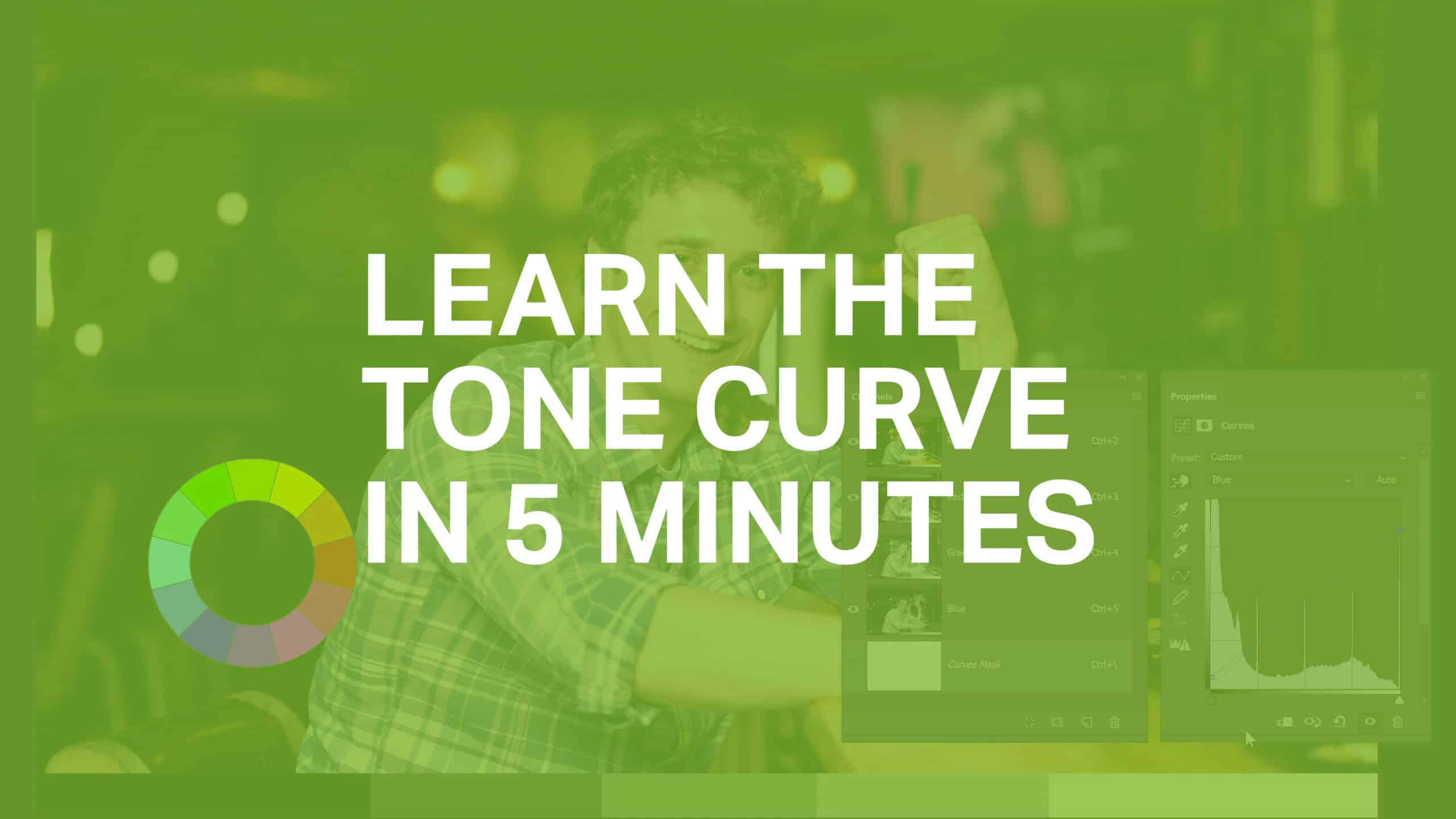 Learn the Tone Curve in 5 Minutes