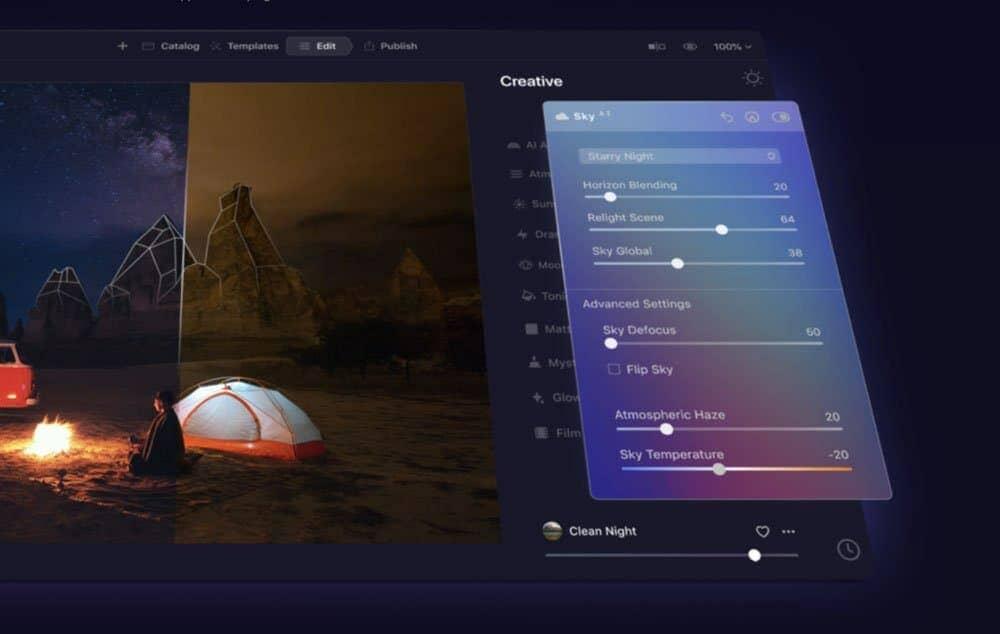 Luminar: AI Photo Editing