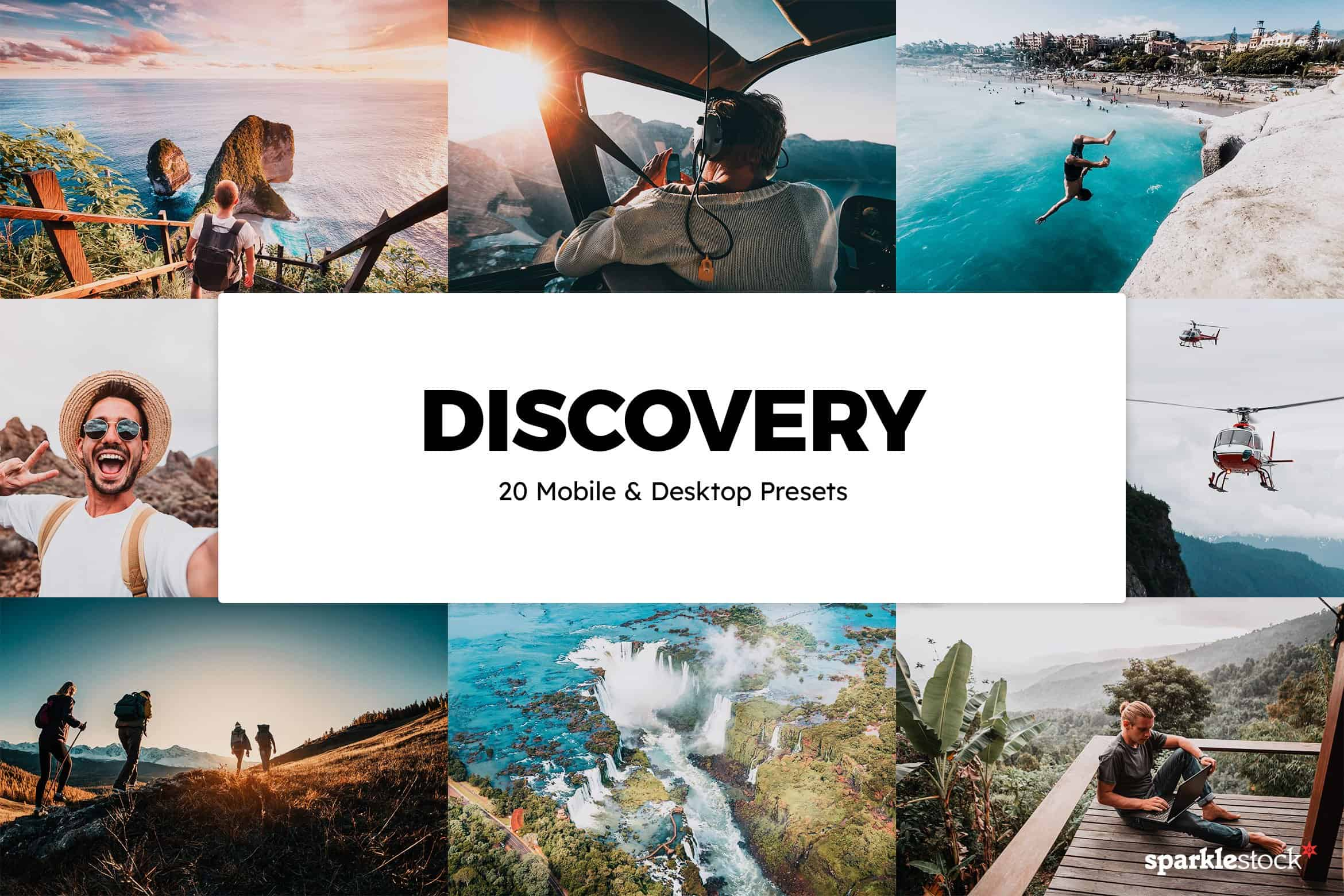 8 Free Discovery Lightroom Presets and LUTs