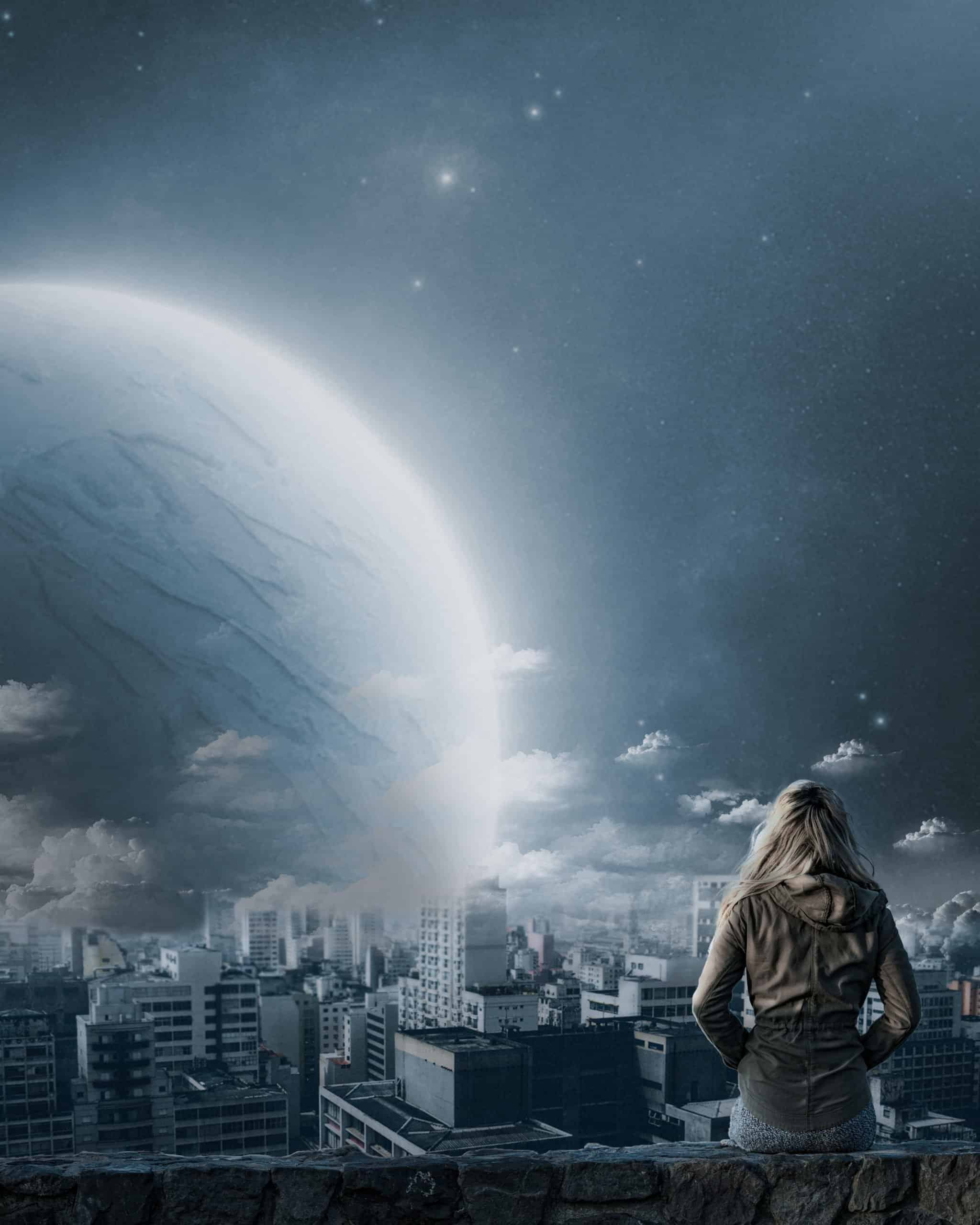 View to Apocalypse Photoshop Tutorial