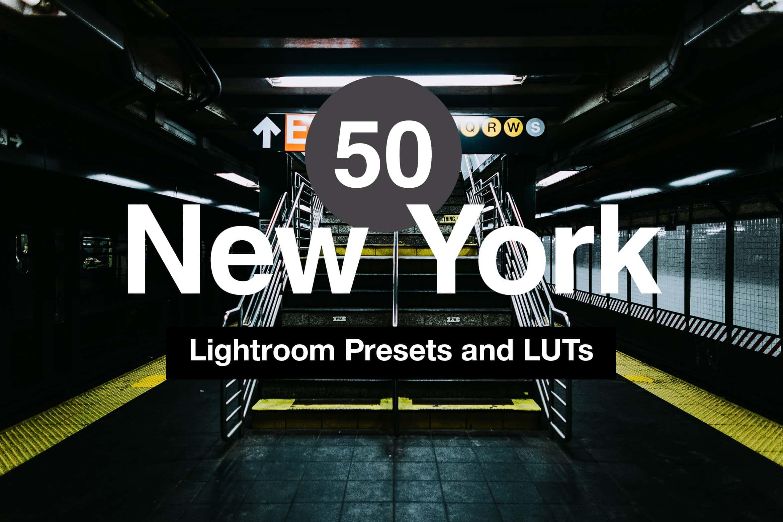 10 New York Lightroom Mobile and Desktop Presets