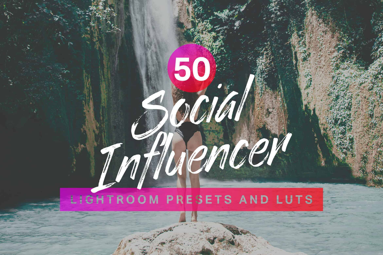 10 Social Influencer Lightroom Mobile and Desktop Presets
