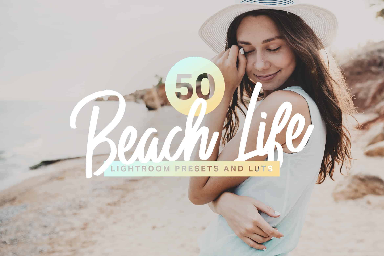 10 Beach Life Lightroom Mobile and Desktop Presets