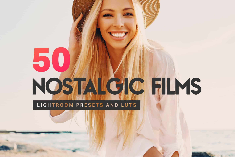 10 Nostalgic Films Lightroom Mobile and Desktop Presets