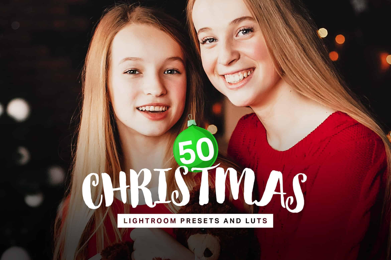 10 Christmas Lightroom Mobile and Desktop Presets