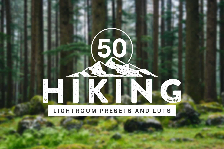 10 Hiking Lightroom Mobile and Desktop Presets