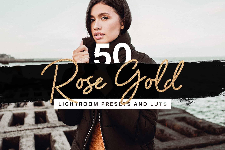 10 Rose Gold Lightroom Mobile and Desktop Presets
