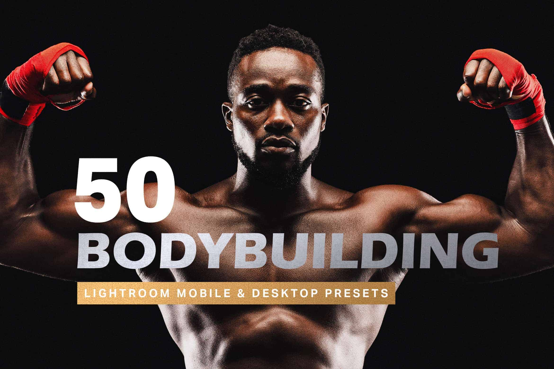 10 Bodybuilding Lightroom Presets