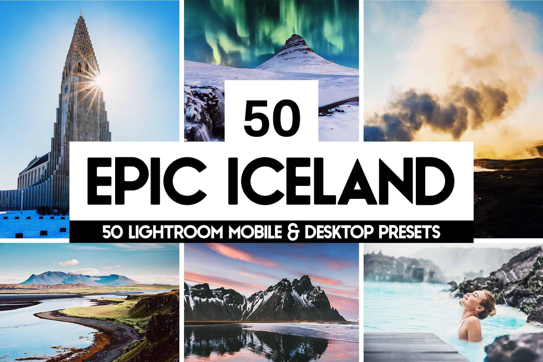 10 Iceland Lightroom Presets