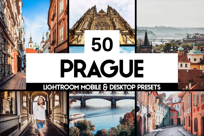 10 Prague Lightroom Presets