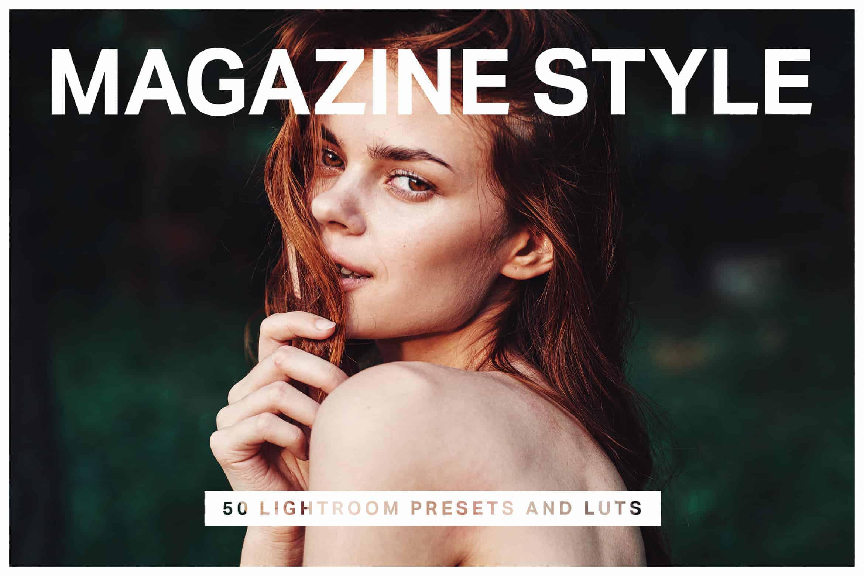 10 Magazine Lightroom Presets