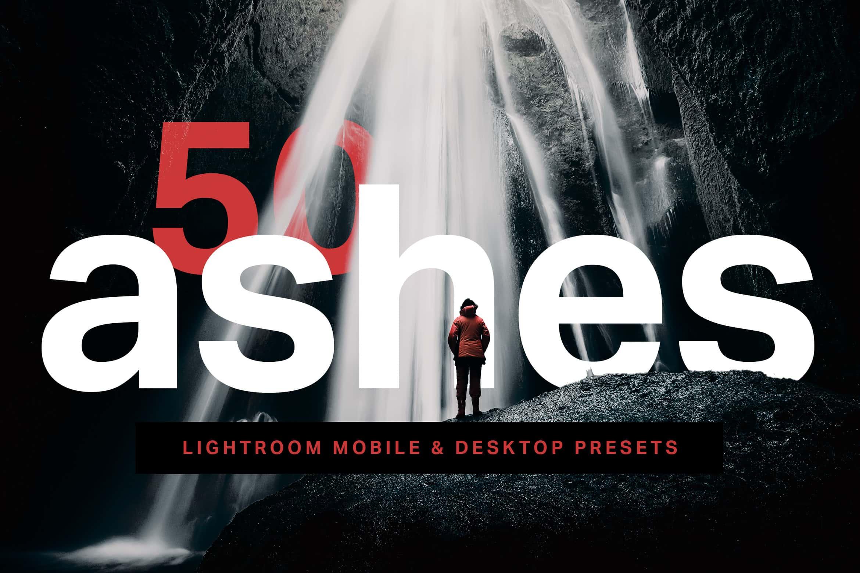 10 Ashes Lightroom Presets