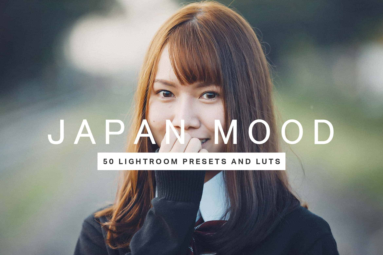 10 Japan Mood Lightroom Presets