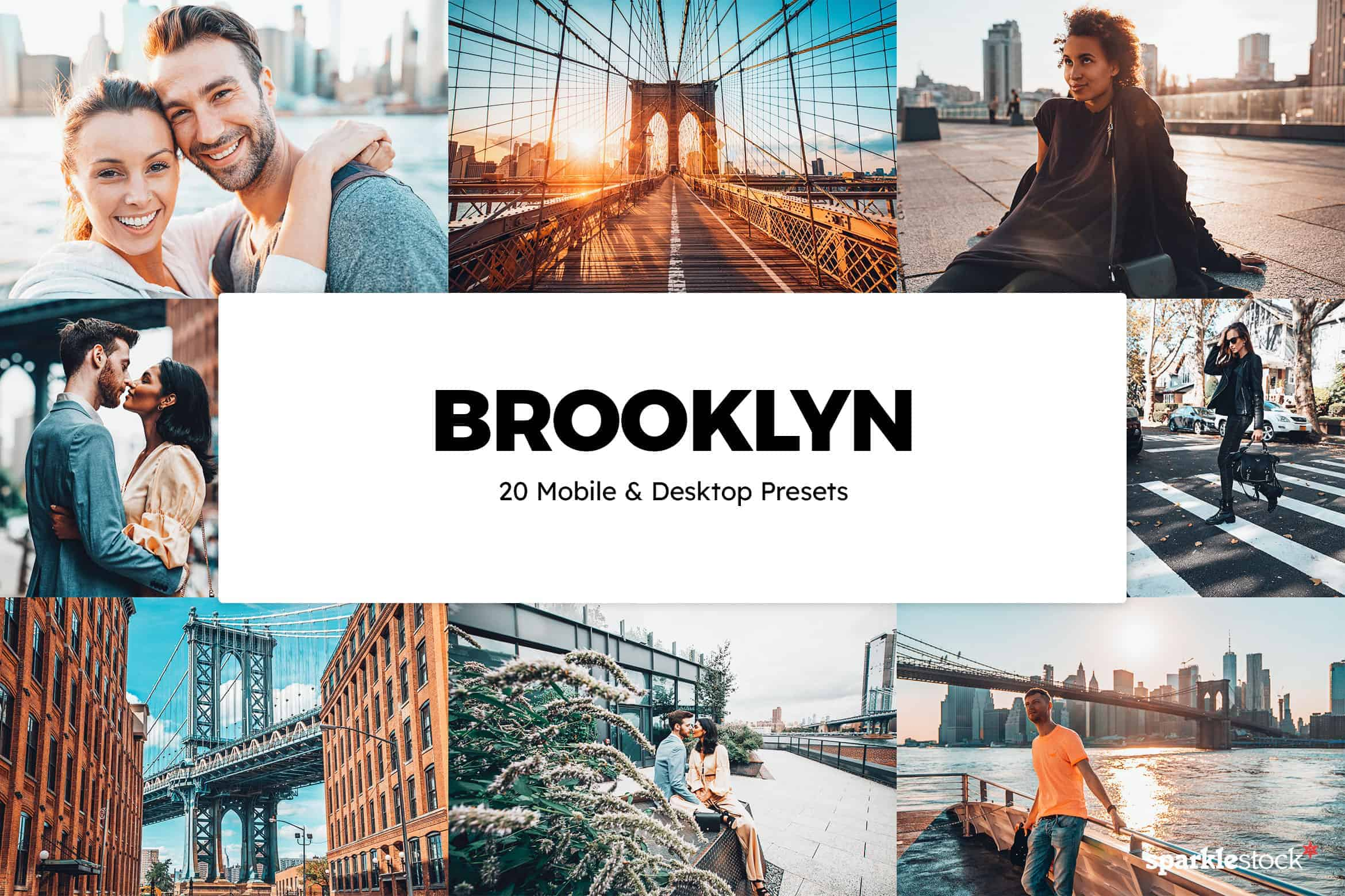 8 Free Brooklyn Lightroom Presets and LUTs