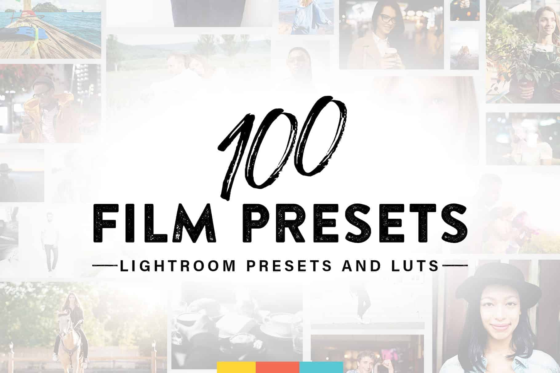 Free Download: 10 Film Lightroom Presets and LUTs