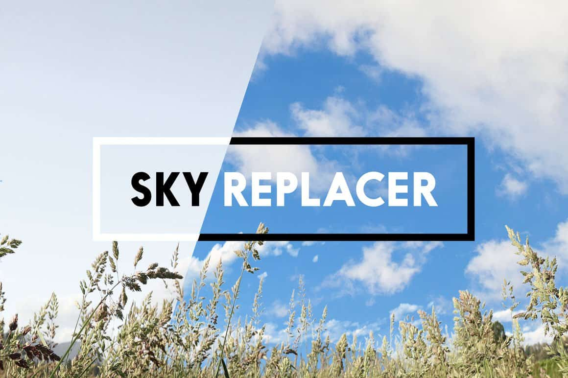 Replace Skies with These Photoshop Actions