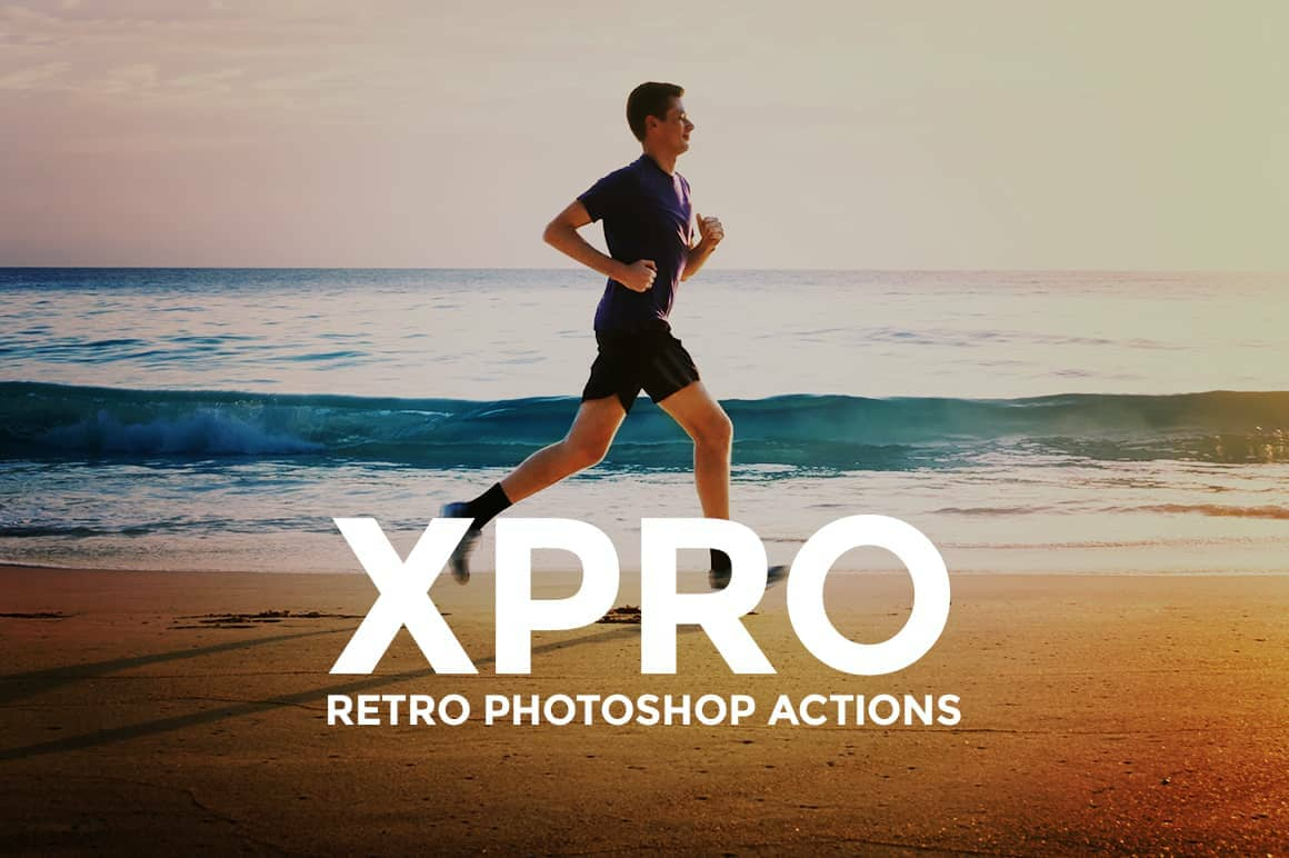 5 Free XPro Cross Processing Actions